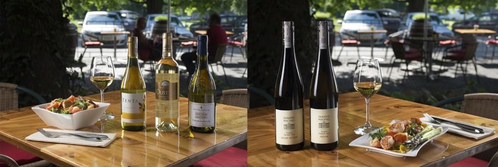 """""""Wino czyni codzienne życie lżejszym, mniej wymagającym, pozbawia je napięć i uzbraja w tolerancję."""" Benjamin Franklin"""